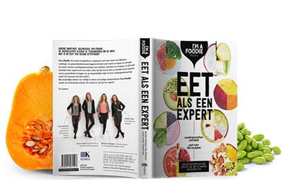 Eet als een Expert Voedingswetenschap boek