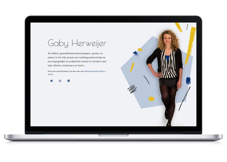Gaby Herweijer Portfolio