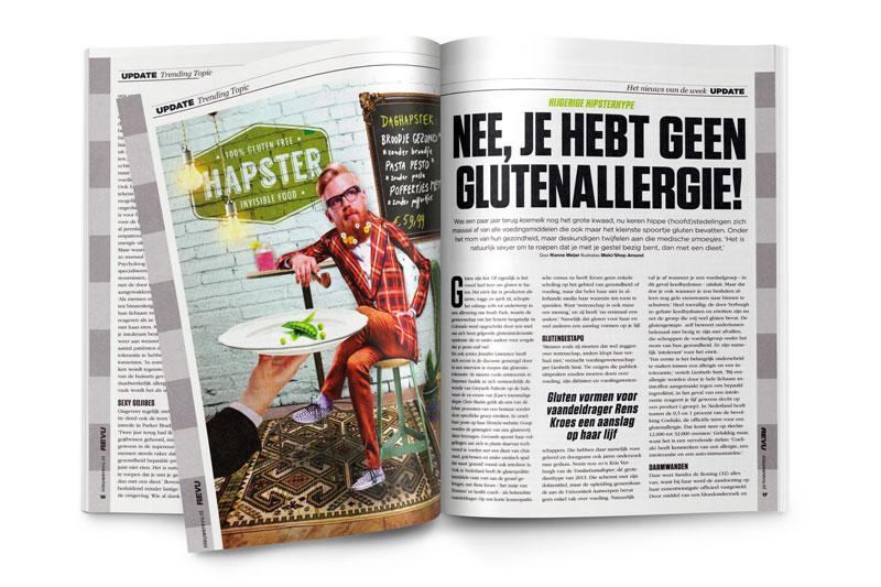 Liesbeth Smit Voedingswetenschapper Nieuwe Revu Glutenallergie