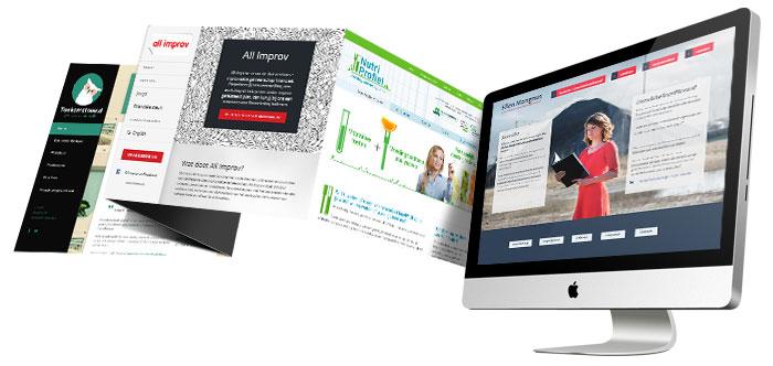 Liesbeth Smit webdesign portfolio