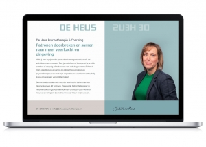 Website De Heus coaching