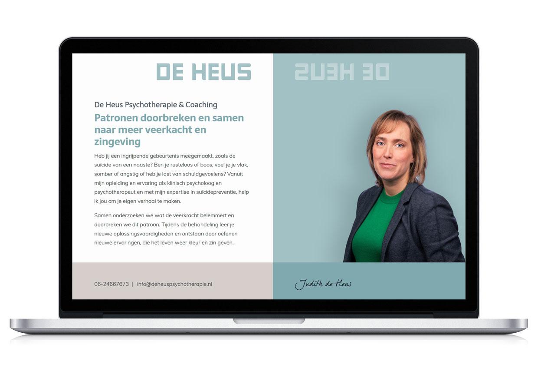 Website De Heus coaching