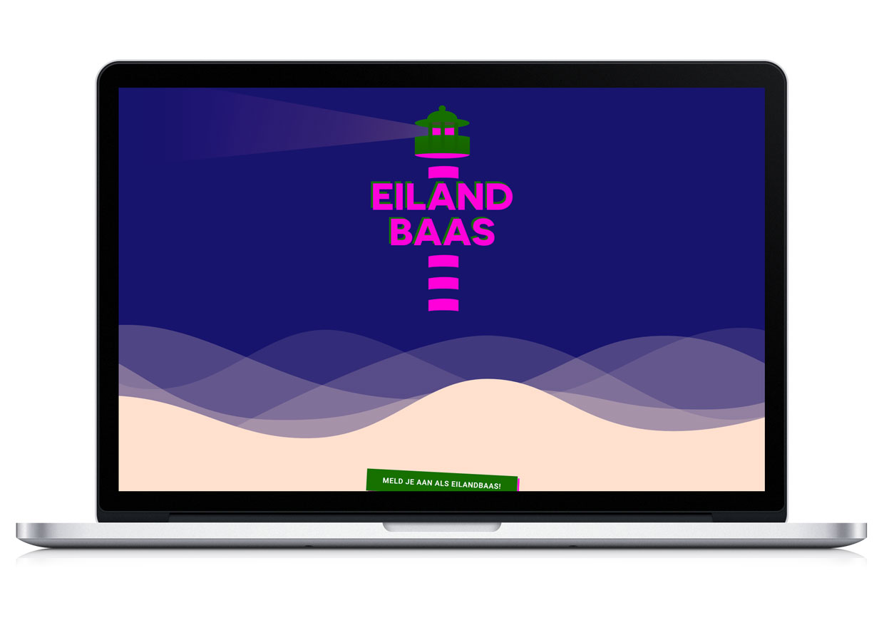 Website Eilandbaas