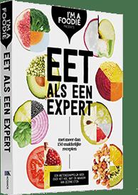 Eet als een Expert - Voedingswetenschap boek gezonde voeding