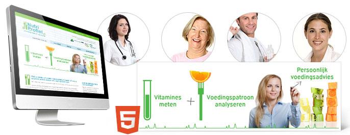 liesbeth-smit-portfolio-webdesign-nutriprofiel-website
